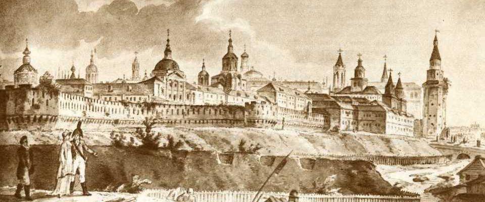Китай-город – Сити старой Москвы. Пешеходная экскурсия